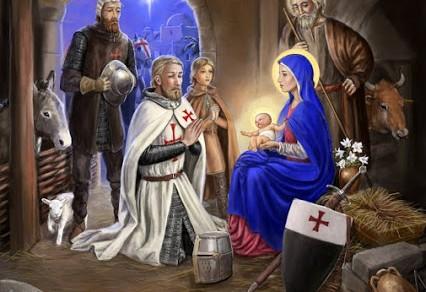 Templar Christmas