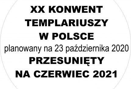 XX KONWENT przesuniecie