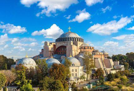 Kościół Bożej Mądrości w Konstantynopolu 2