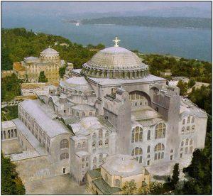 Kościół Bożej Mądrości w Konstantynopolu