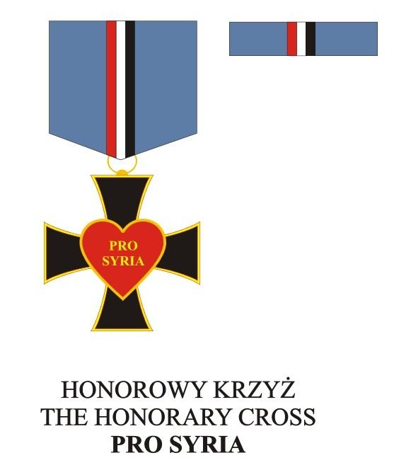 Krzyż honorowy Pro Syria