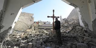 chrzescijanie w syrii